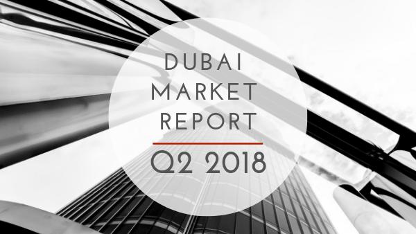 Q2 Dubai Market Report 2018