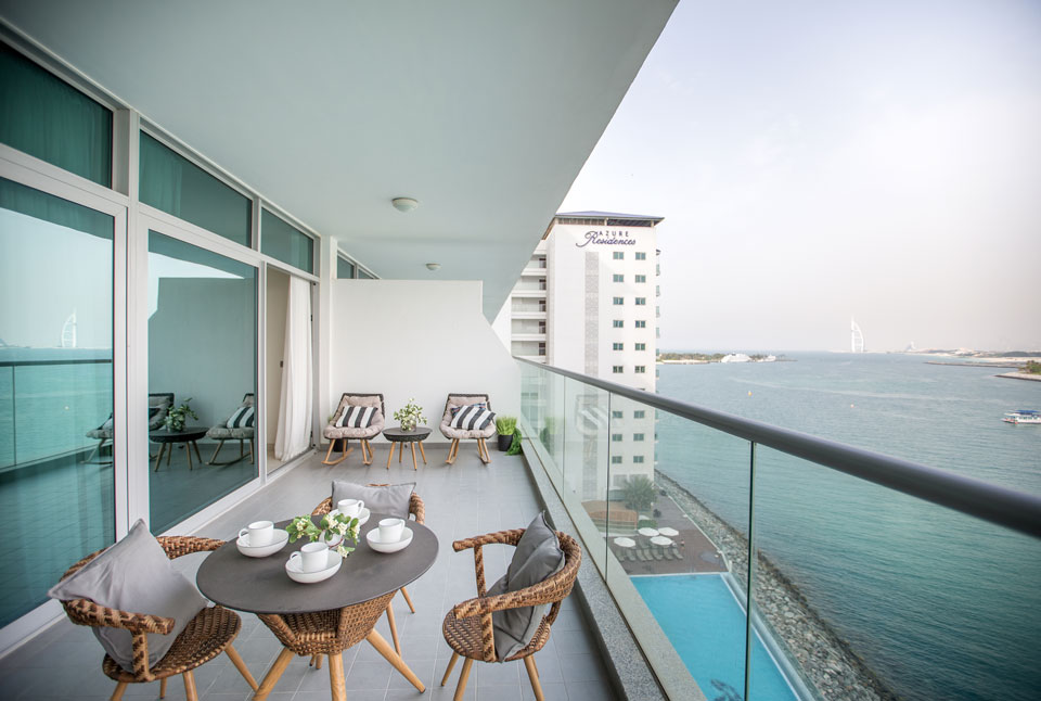 Azure Residences Views