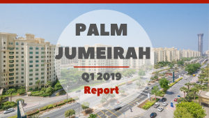 The Palm Jumeirah 2019 Q1 Real Estate Report