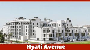 Hyati Avenue JVC