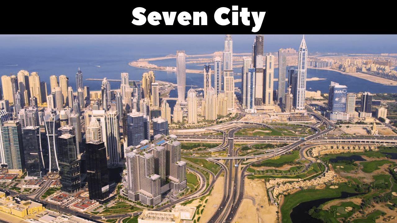 Seven City JLT