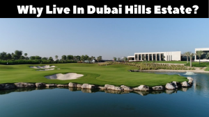Why Live In Dubai Hills Estate?