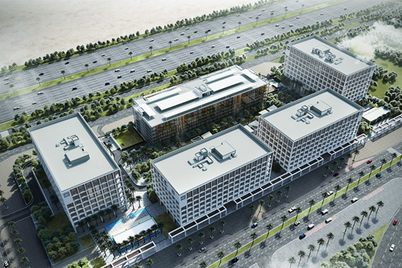 Dubai Hills Business Park
